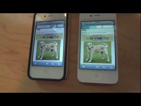 iPhone 4S Speed Test: AT&T vs. Sprint