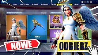 * RESPONSE * real Angel in FORTNITE!  Shop Fortnite 11.01.19   Fortnite Battle Royale