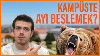 Boğaziçi Üniversitesi KAMPÜSLERİ | Güney, Kuzey, Sarıtepe, Hisar