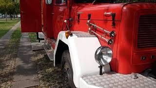 CamperTobi - Magirus Deutz Mercur - Rüstwagen - Caravan-Salon 2018 Oldtimer