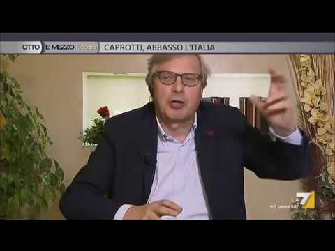 Vittorio Sgarbi: 'Della Valle come Caprotti, puniti per essere generosi'