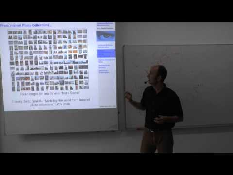 Multiple View Reconstruction - Lecture 14 (Prof. Daniel Cremers)