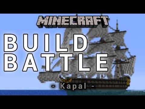 Build Battle - KAPAL | Minecraft PC Multiplayer