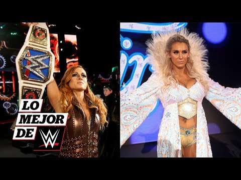 ¡Gran combate épico en Evolution!: Lo Mejor de WWE