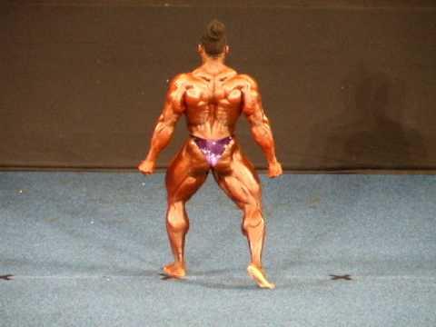 2009 Australian Grand Prix IX Bodybuilding - Kai Greene