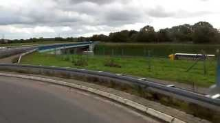 A4 neuer Streckenabschnitt Merzenich-Dorsfeld