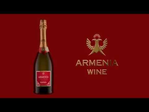 Armenian TV Commercial Dubbing- Armenia Sparkling Wines