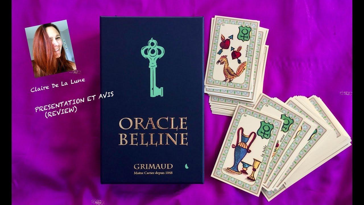 2da576c1dec975 Oracle Belline   le Coffret Luxe (review, video) - YouTube