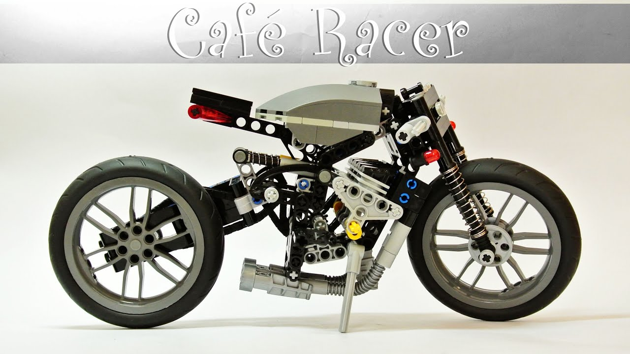 Four Cylinder Cafe Racer