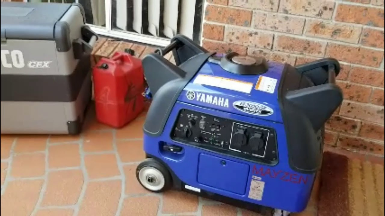 Yamaha 3000w Inverter Generator Product Review on