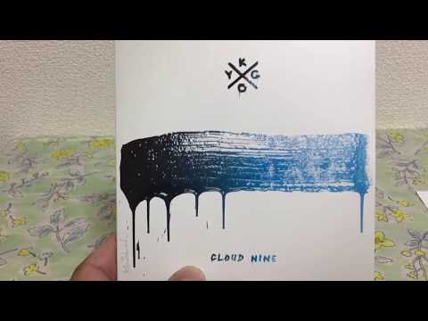 Kygo Cloud Nine Japan Unboxing