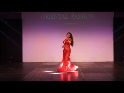 YULIA REDKOUS RUSSIA 7TH ORIENTAL PASSION ATHENS,GREECE