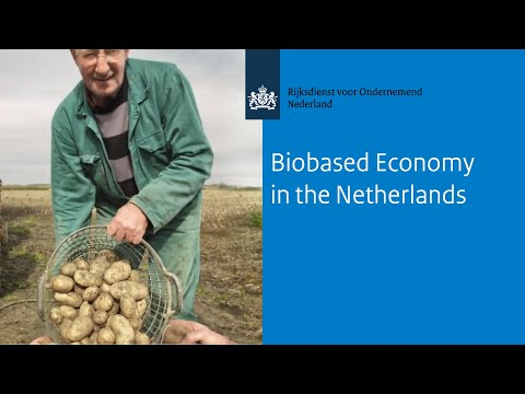 Biobased Economy in the Netherlands