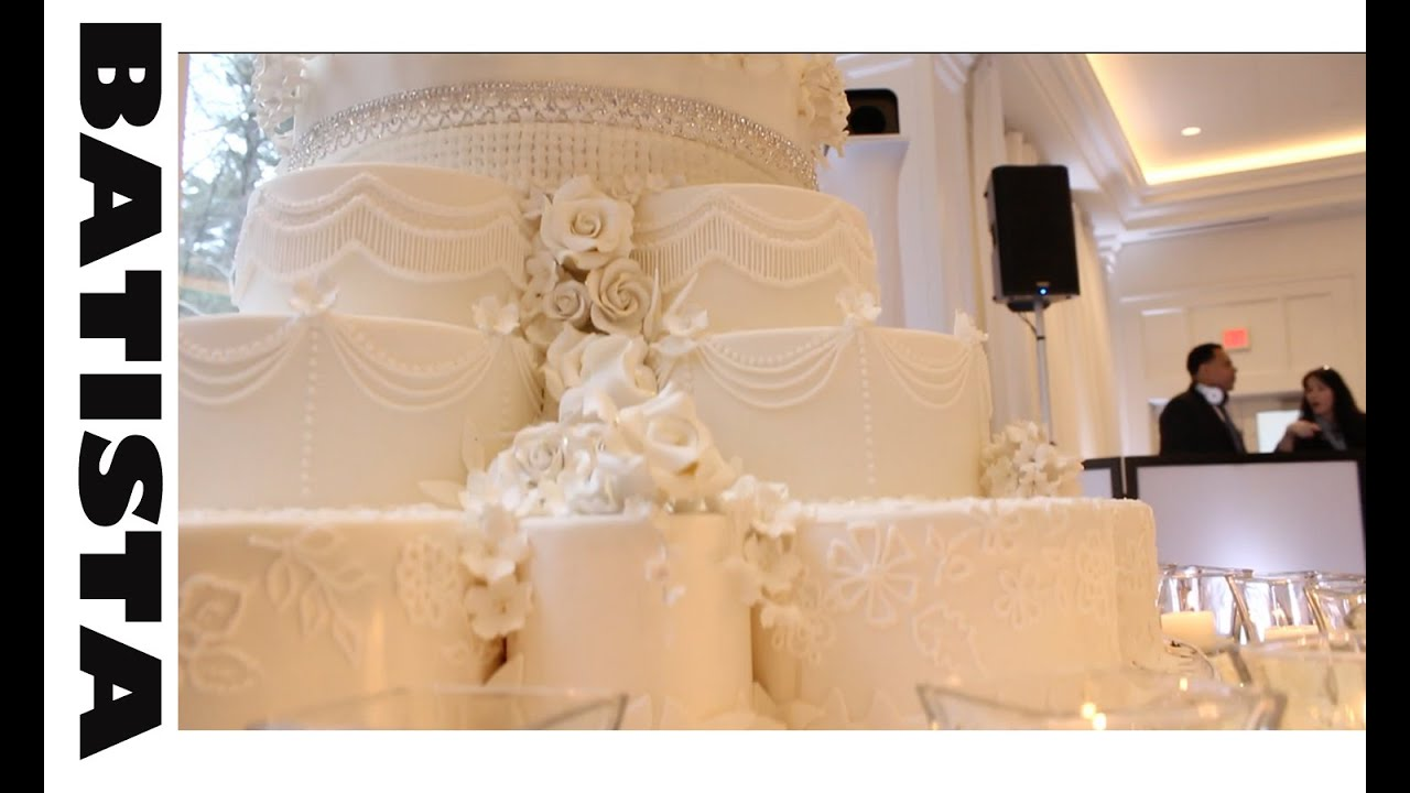 BIGGEST WEDDING CAKE EVER !