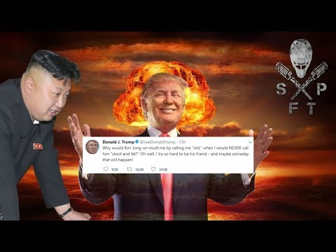 Nuclear Overreaction of Trump's North Korea Tweet