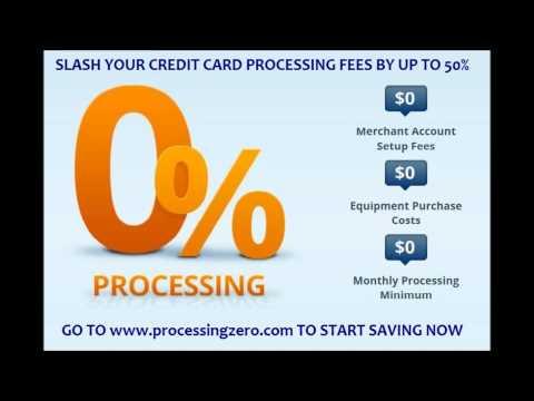ZERO PERCENT CREDIT CARD PROCESSING