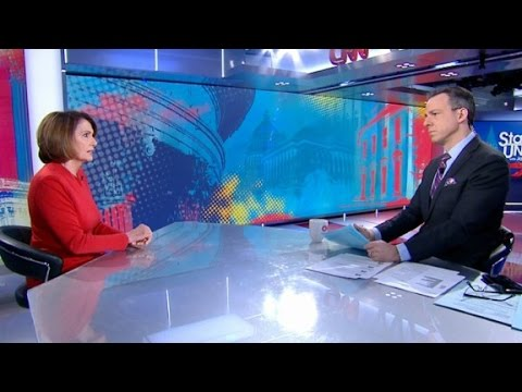 Full interview: Nancy Pelosi with Jake Tapper