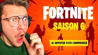 🔴Notre premier regard sur la saison 6 de Fortnite ! (boutique à 1h)