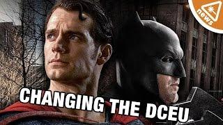 How Batman v Superman's Failure Is Changing the DCEU (Nerdist News w/ Jessica Chobot)