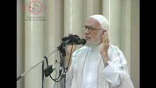 مواقف من حياة النبي صل الله علية وسلم...مع الشيخ عمر عبد الكافى