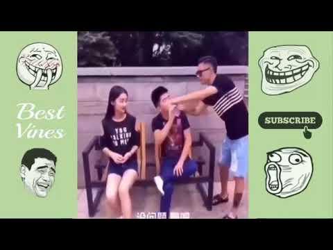 افضل فيديو مضحك هيفتسك من الضحكThe finest humorous comedy