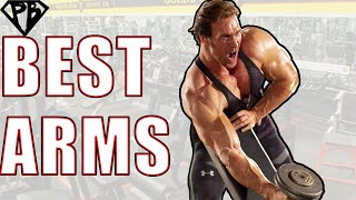 Mike O'Hearn How to Get Big Arms | Biceps and Triceps