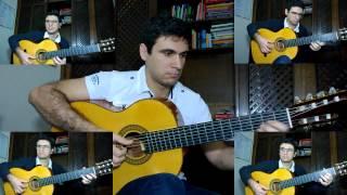 Dies Irae Requiem (Mozart) - Fingerstyle Guitar (Marcos Kaiser) #6