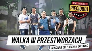PIĘCIOBÓJ: WALKA W PRZESTWORZACH (feat. PIOTR OGIŃSKI)