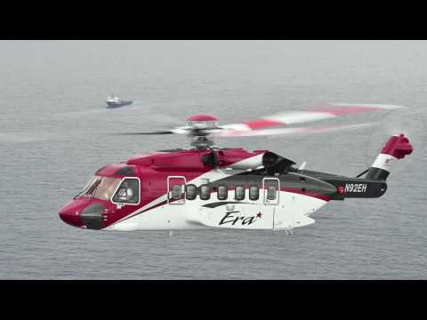 Sikorsky's S-92® Helicopter Fleet Surpasses One Million Flight Hours