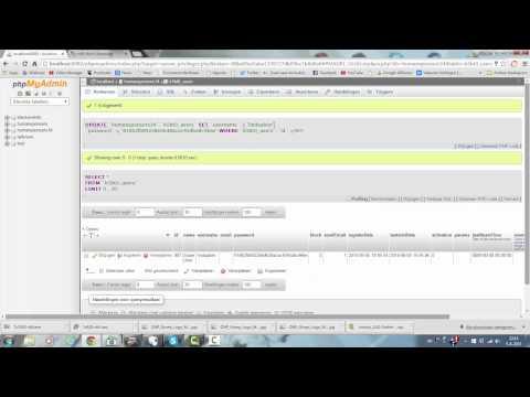 How to recover your Joomla password in PhpMyAdmin