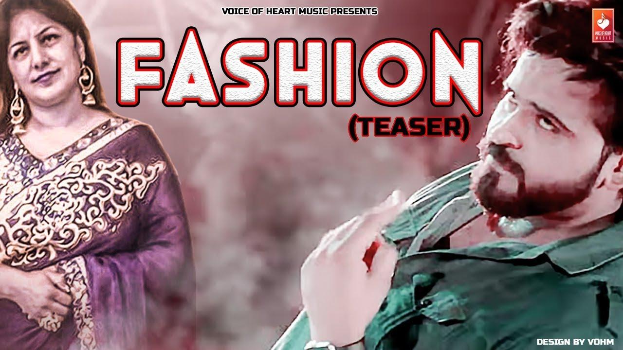 fashion (TEASER)  | Rishabh dabas , Manisha Garg , Mamta chaudhary | latest haryanvi songs haryanvi