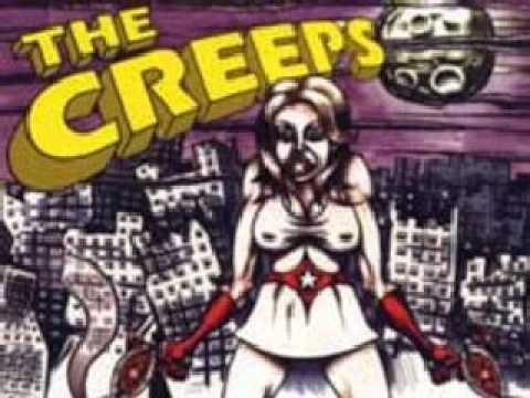 The Creeps - My girlfriend hates the Ramones