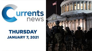 Currents News full broadcast for Thurs, 1/7/20 (Catholic news)