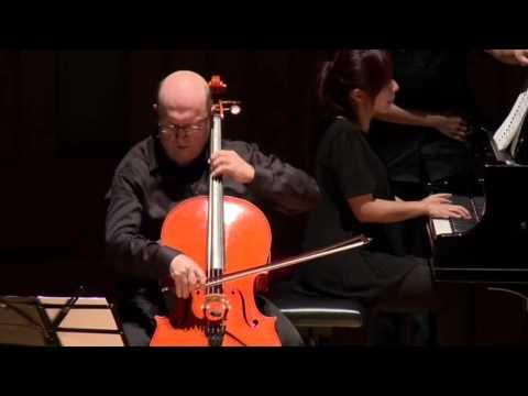 Prokofiev - Cello Sonata Op.119, II movement