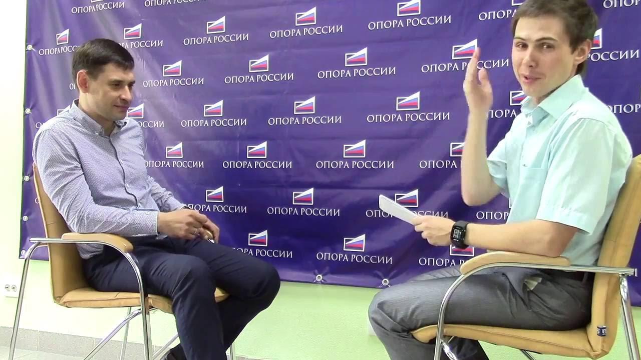 Интервью с Владимиром Шевелёвым. Банк ВТБ-24 ХМАО-Югра.