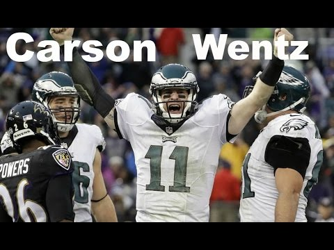 "Carson Wentz ""The Eagle"" / Mini Movie"