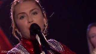 Miley Cyrus - These Boots Are Made For Walking (Nancy Sinatra Cover)
