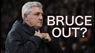 STEVE BRUCE | SHOULD HE STAY OR SHOULD HE GO?