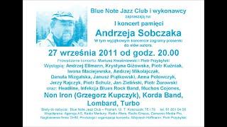 Pierwsza część koncertu pamięci Andrzeja Sobczaka - Blue Note Poznań 27.09.2011 - Agencja AS