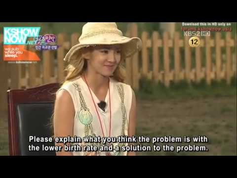 HYOYEON funny DIPLOMAT Interview