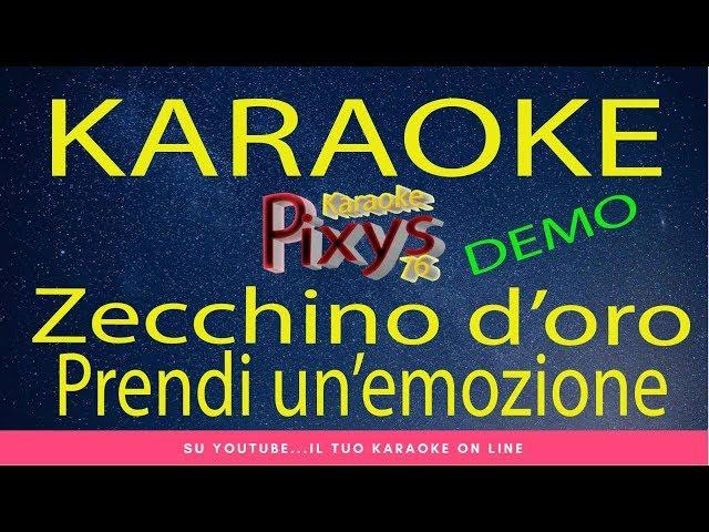 Zecchino d'oro - Prendi un'emozione Karaoke DEMO