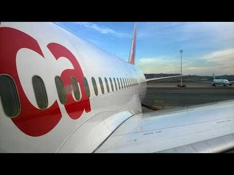 Boeing 787 - Avianca: Flight report AV11 [MAD-BOG]
