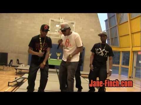 Jane-Finch Rap Contest 2012 (Complete show)