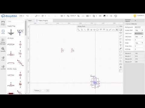 EasyEDA Feature Demo 2018 - YouTube