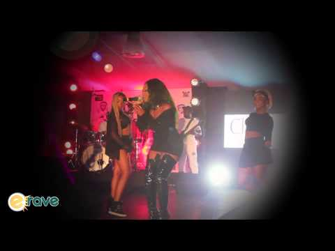 Victoria Kimani Performs Live At The Beat Of Lagos Concert