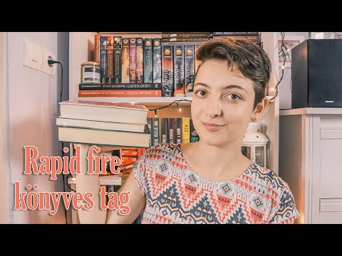 Rapid Fire Könyves Tag
