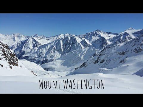 Mount Washington in 4K Cinematic