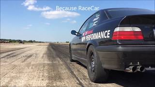 BMW E36 2.8 330 Hp N/A vs Bmw E36  - Drag Race Ianca 2017 by Alex Buzoianu Photo