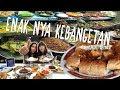 KACAU!! Makan Nasi Kapau & Martabak Mesir TERENAK