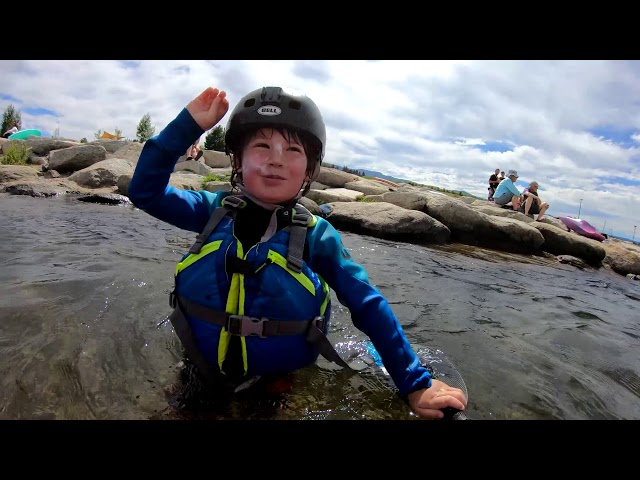 River Family Moments: Kelly's Whitewater Park